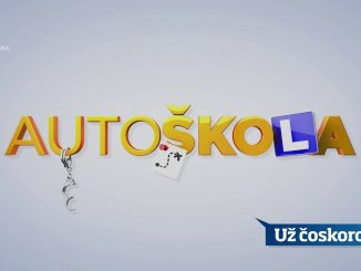 Autoškola online seriál sk