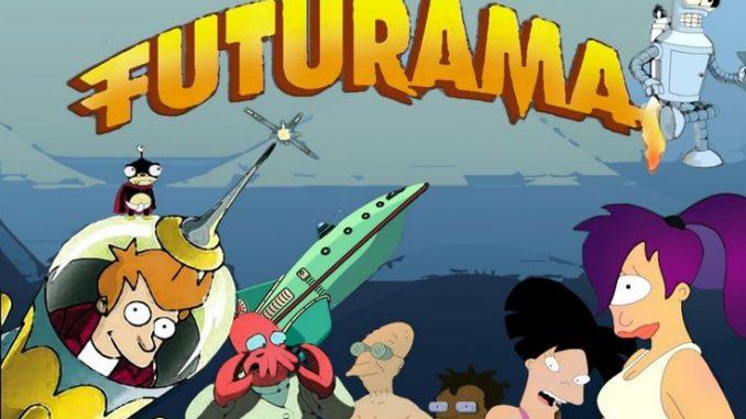 Futurama 6. séria online seriál