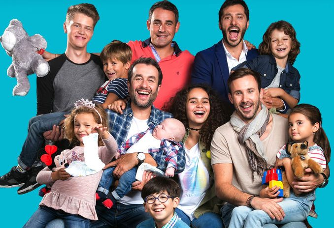 Oteckovia 3. séria online seriál