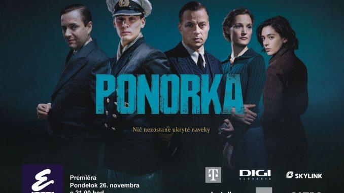Ponorka (2018) online seriál