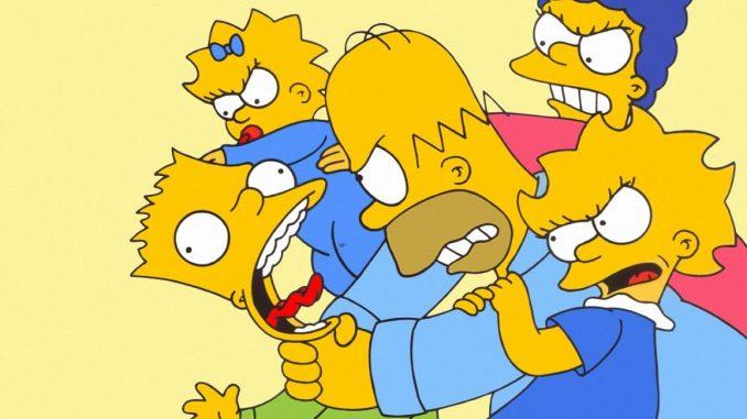 Simpsonovci 18. séria online seriál