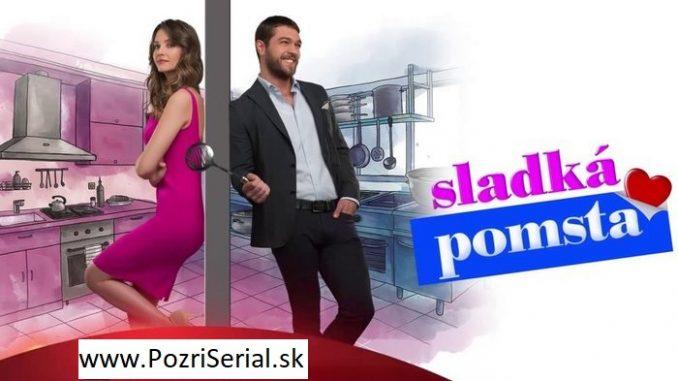 Sladká pomsta 2018 online seriál