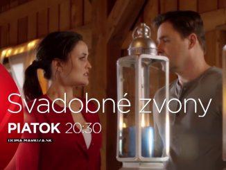 Svadobné zvony (2018) doma online seriál