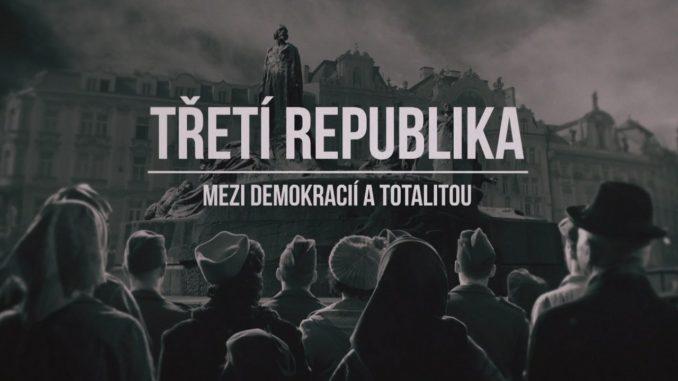 Třetí republika online seriál